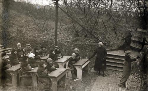 school-outside