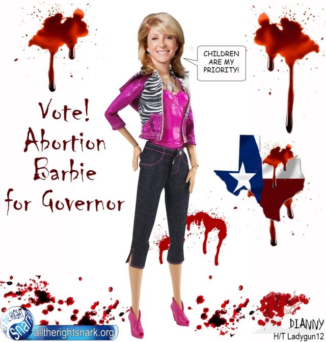 Abortion-Barbie
