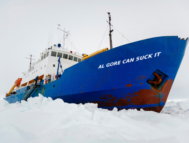 Antarctic Mystery: News Stories About Eco-Tourism and Climate-Change ...