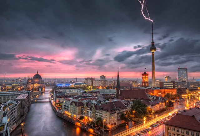 Berlin-lightening