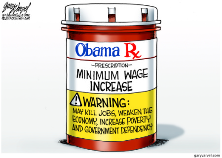 Prescription: Minimum Wage Increase