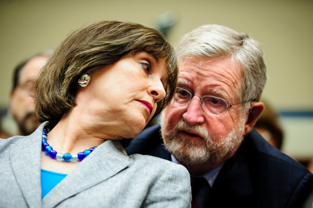 IRS'S Lerner Invokes Her Constitutional Right To Silence