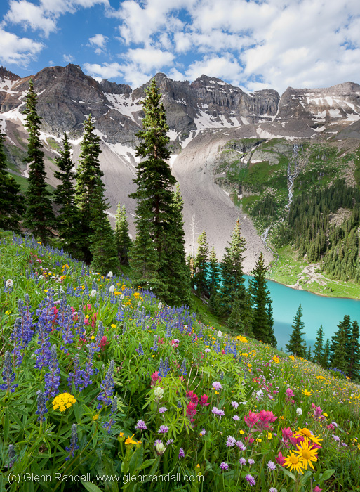 wildflowers_above_blue_lake_11x15_700