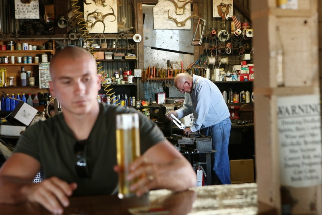 Ernie's Tin Bar
