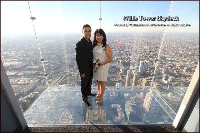 Willis Tower Skydeck Image 1