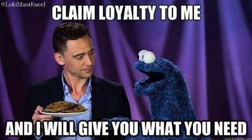 Loki and Cookies