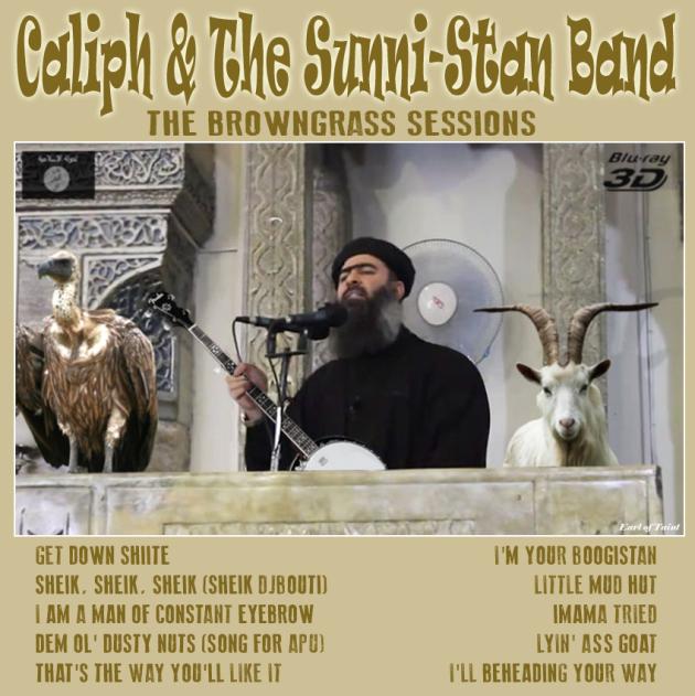 caliph-band